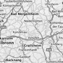 Startseite Geoportal Bw